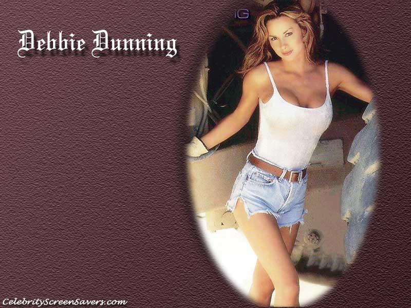 Celebrities nude debbie dunning